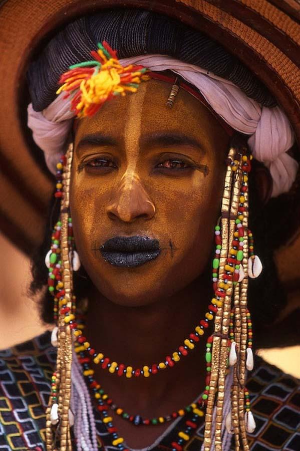 Fulani 5 Красота племени фульбе