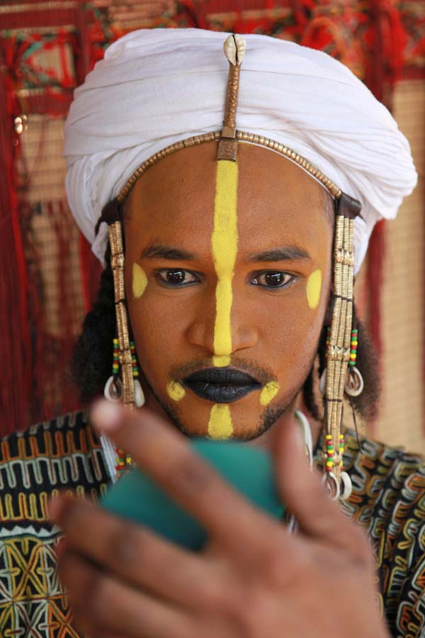 Fulani 6 Красота племени фульбе