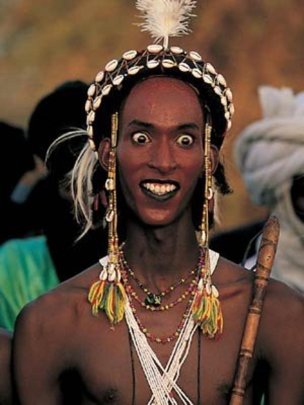 Fulani 8 Красота племени фульбе