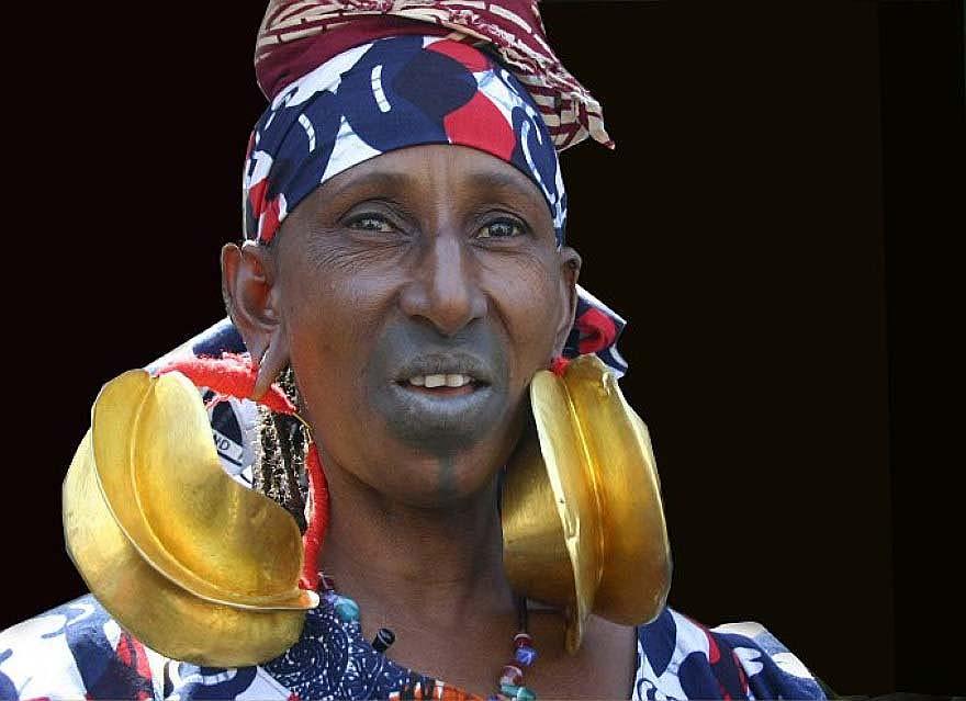 Fulani 9 Красота племени фульбе