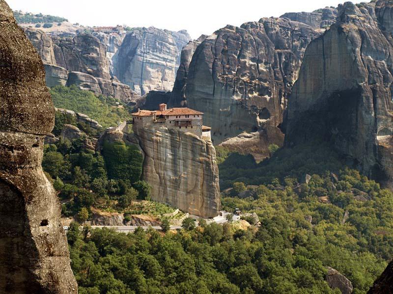 Inaccessible Monasteries 3 Самые труднодоступные монастыри в мире