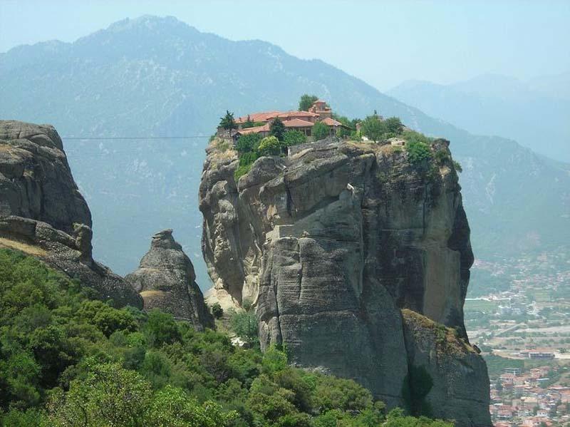 Inaccessible Monasteries 4 Самые труднодоступные монастыри в мире