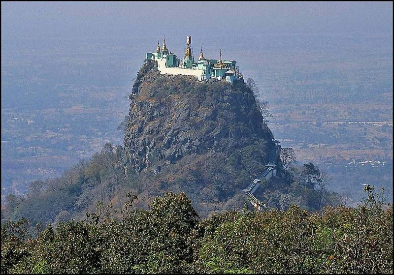 Inaccessible Monasteries 6 Самые труднодоступные монастыри в мире