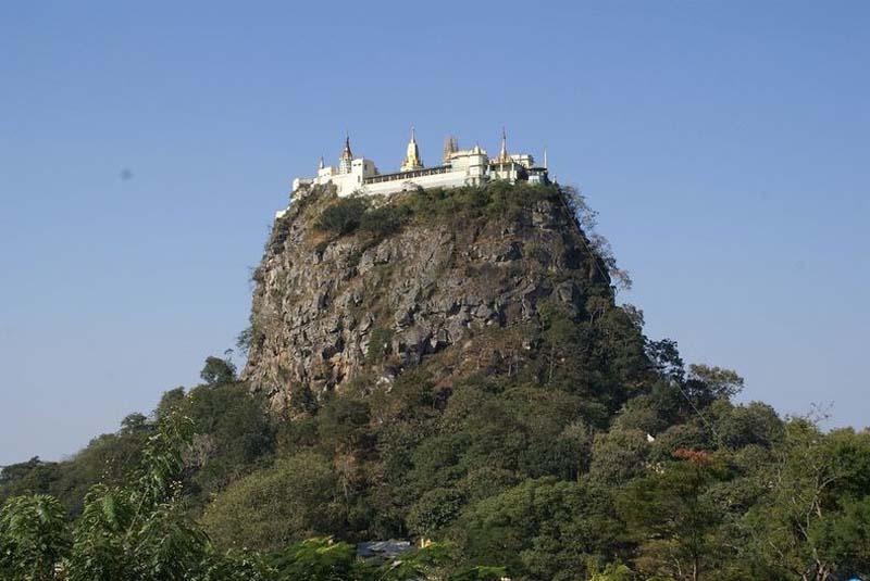 Inaccessible Monasteries 7 Самые труднодоступные монастыри в мире