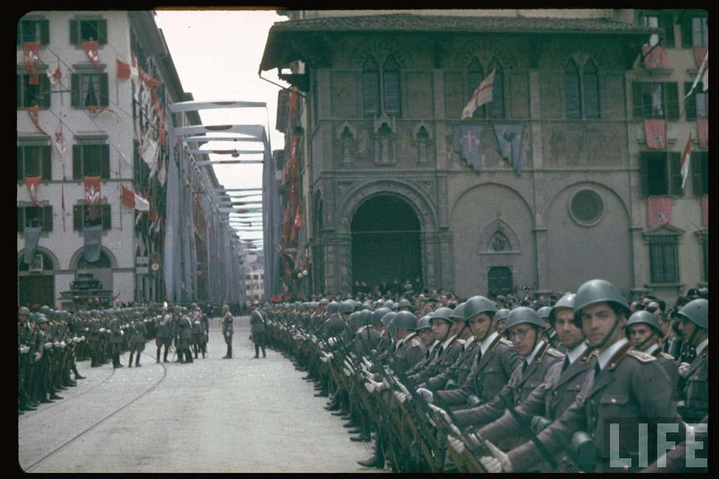 Italy 13 Италия 1938 г. на цветных фото