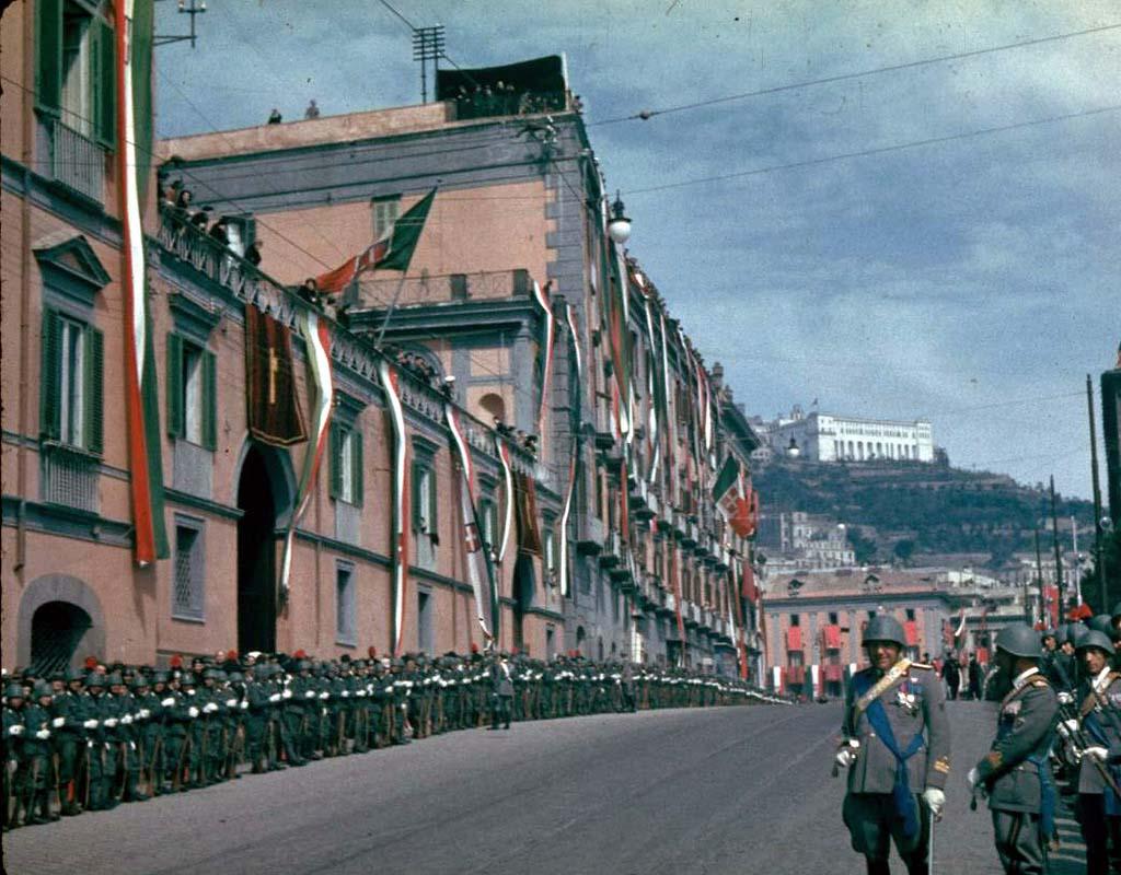 Italy 15 Италия 1938 г. на цветных фото