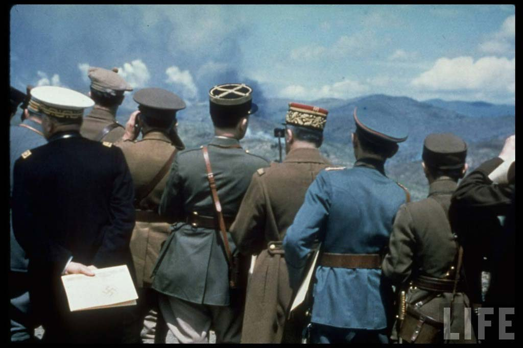 Italy 20 Италия 1938 г. на цветных фото