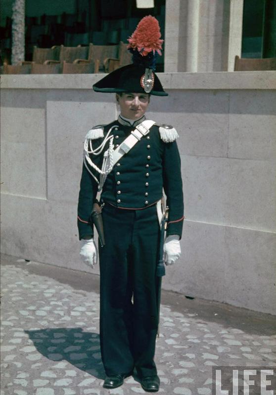 Italy 22 Италия 1938 г. на цветных фото