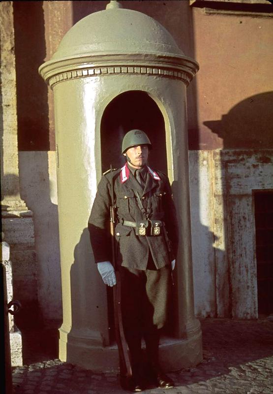 Italy 23 Италия 1938 г. на цветных фото