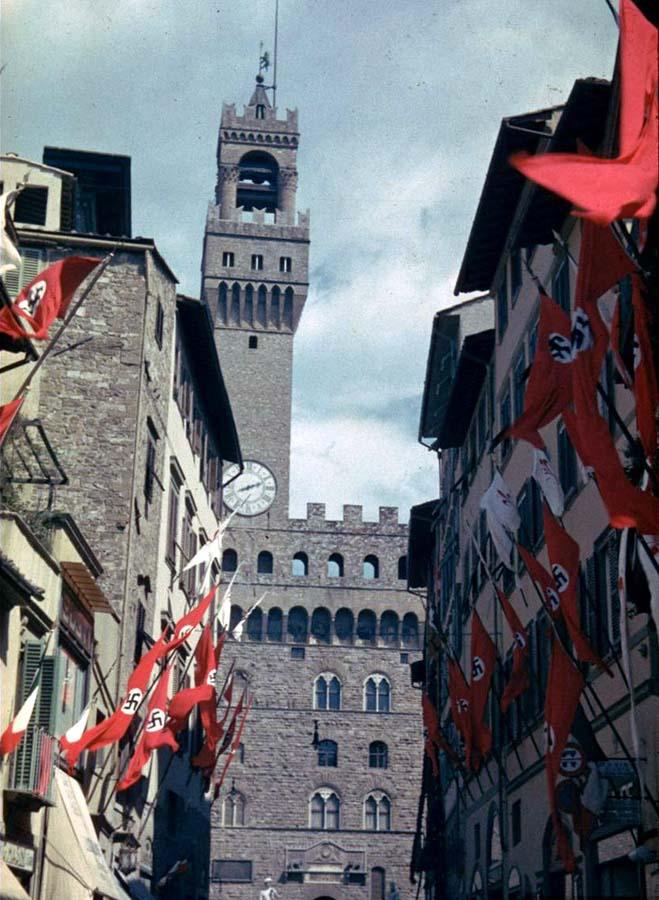Italy 9 Италия 1938 г. на цветных фото