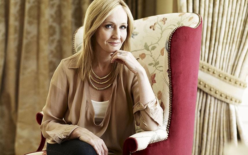 JK Rowling 1 Джоан Роулинг   из грязи в князи