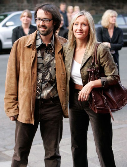 JK Rowling 14 Джоан Роулинг   из грязи в князи