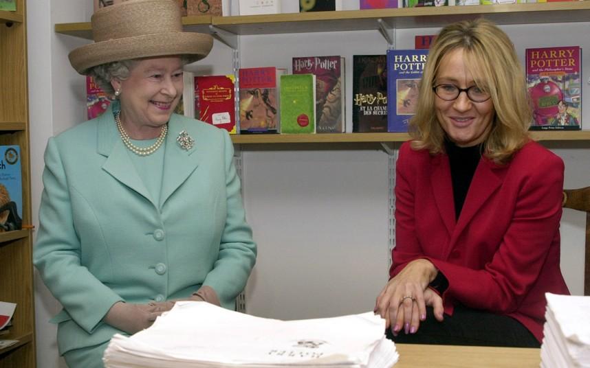 JK Rowling 16 Джоан Роулинг   из грязи в князи
