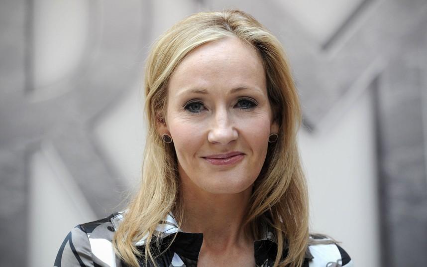 JK Rowling 19 Джоан Роулинг   из грязи в князи