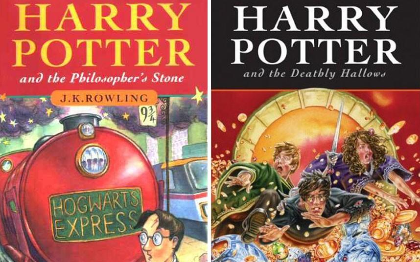 JK Rowling 6 Джоан Роулинг   из грязи в князи