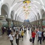Северная Корея – Пхеньянский метрополитен