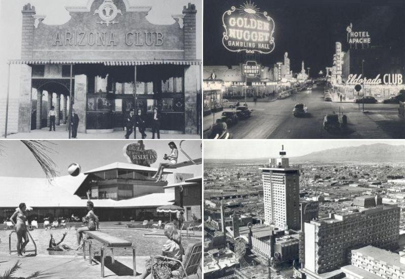 Самые интересные фотографии из истории Лас-Вегаса
