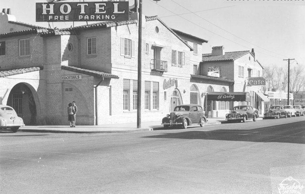 LasVegas12 Самые интересные фотографии из истории Лас Вегаса