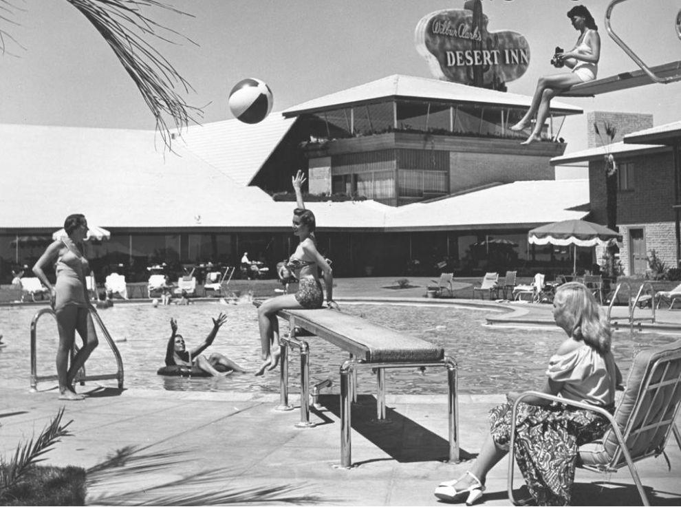 LasVegas19 Самые интересные фотографии из истории Лас Вегаса
