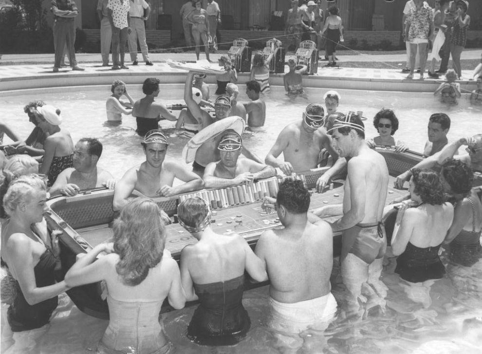 LasVegas27 Самые интересные фотографии из истории Лас Вегаса