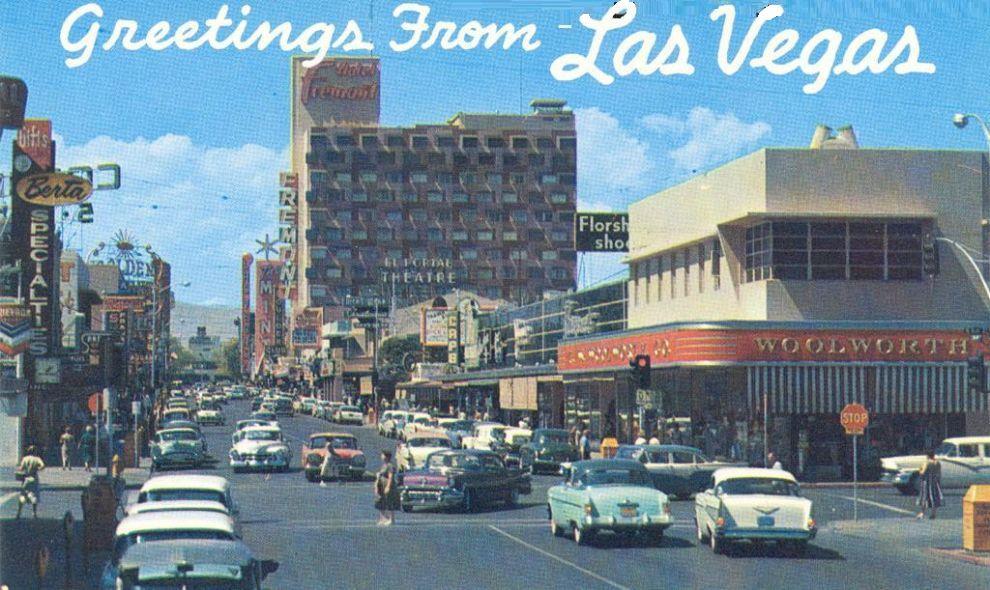 LasVegas34 Самые интересные фотографии из истории Лас Вегаса