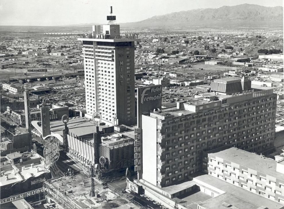 LasVegas36 Самые интересные фотографии из истории Лас Вегаса