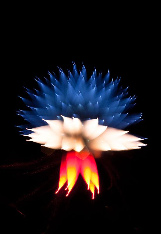 Long Exposure Fireworks 2 Фейерверк, каким вы его еще не видели
