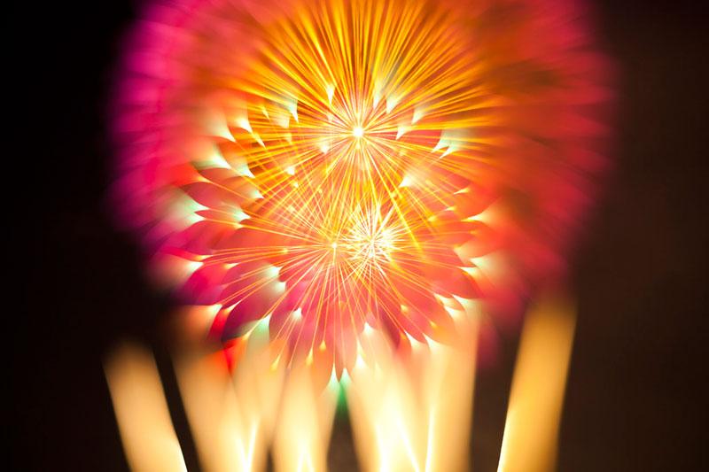 Long Exposure Fireworks 6 Фейерверк, каким вы его еще не видели