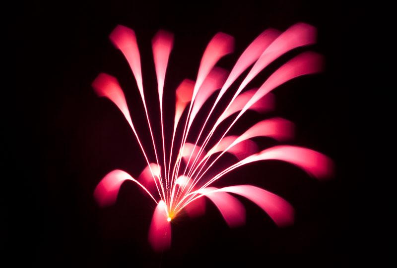 Long Exposure Fireworks 7 Фейерверк, каким вы его еще не видели