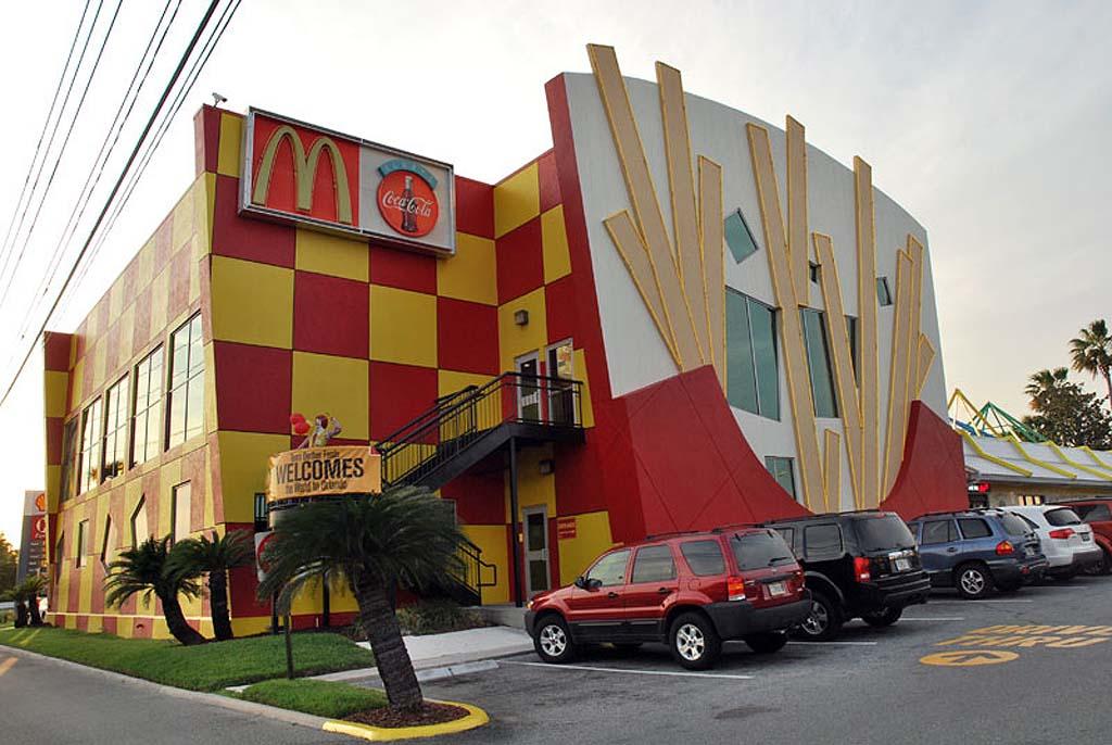 استغرق ماكدونالدز ماكدونالدز العالم 15