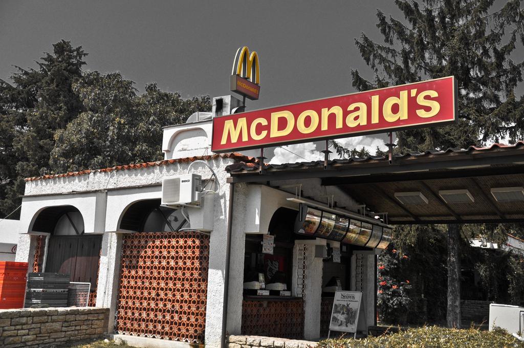 استغرق ماكدونالدز ماكدونالدز في العالم 20