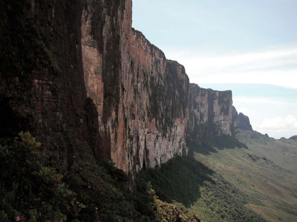 Mount Roraima 15 Загадочная и прекрасная гора Рорайма