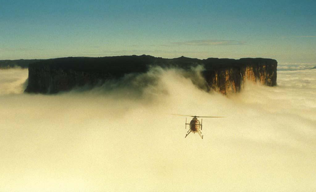 Mount Roraima 16 Загадочная и прекрасная гора Рорайма
