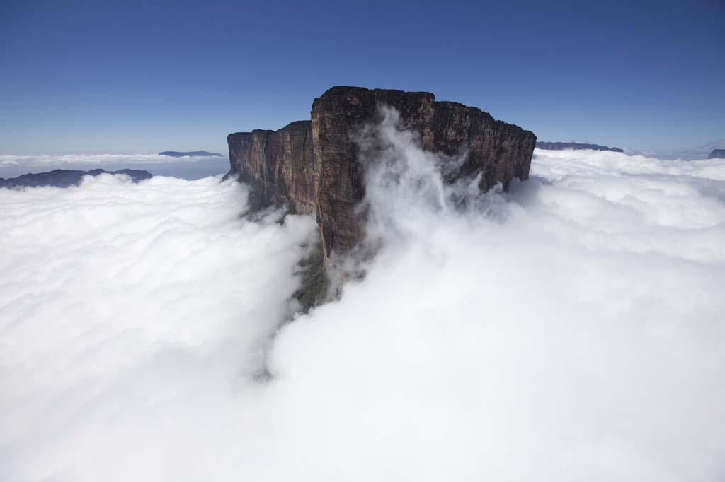 Mount Roraima 3 Загадочная и прекрасная гора Рорайма