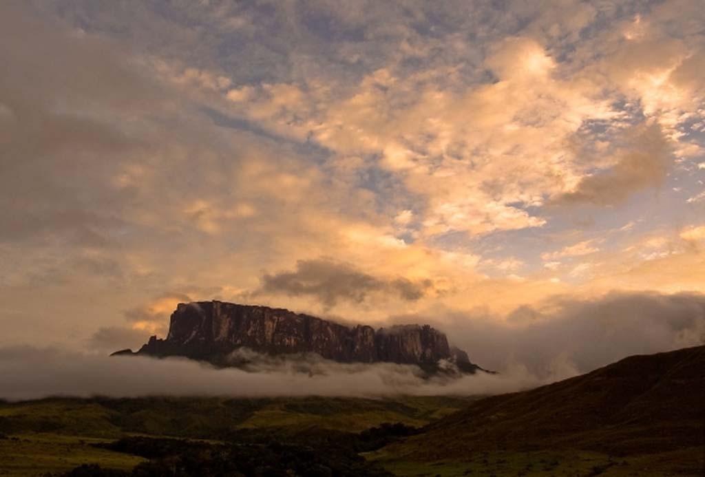 Mount Roraima 5 Загадочная и прекрасная гора Рорайма