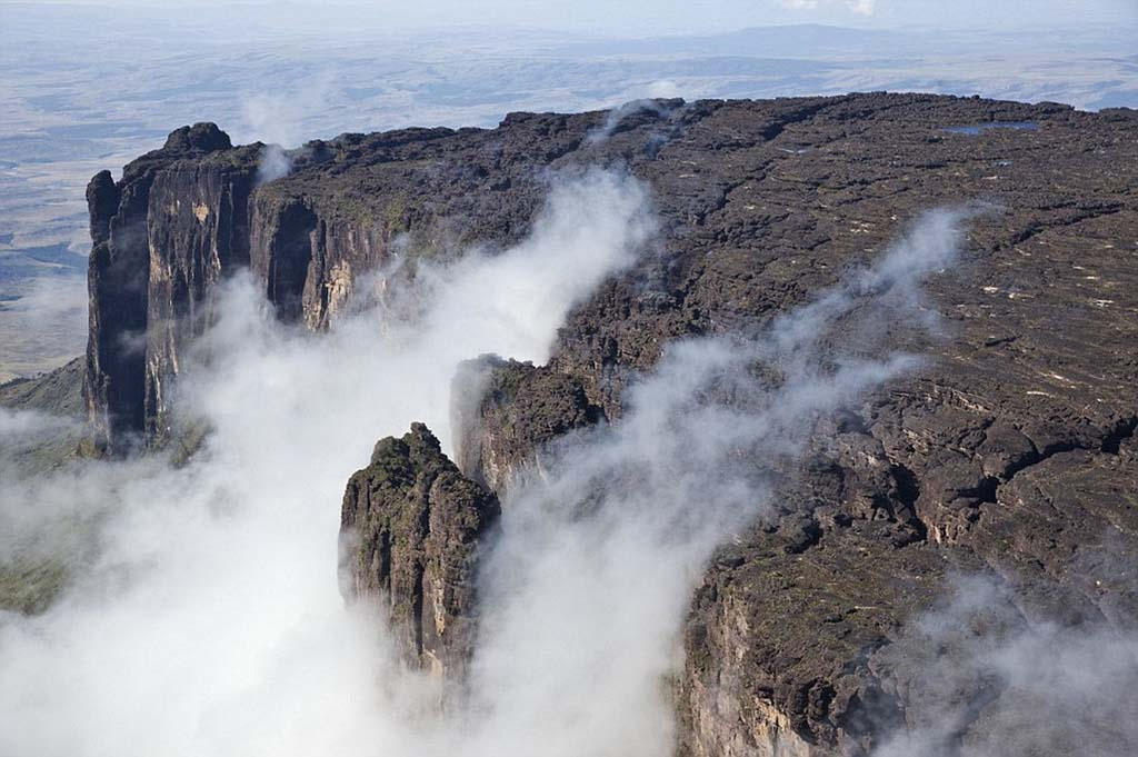 Mount Roraima 7 Загадочная и прекрасная гора Рорайма