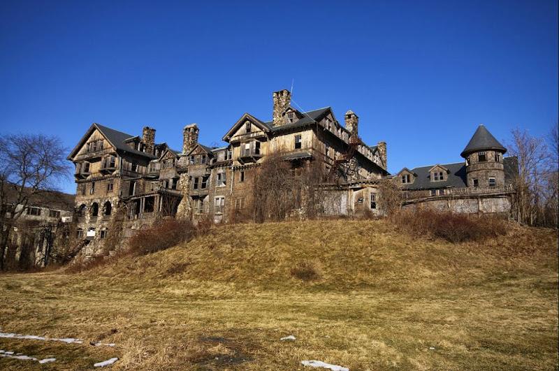 New York girls school 19 Заброшенная школа для девочек в Нью Йорке