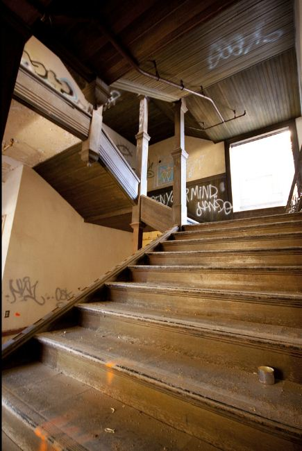 New York girls school 28 Заброшенная школа для девочек в Нью Йорке