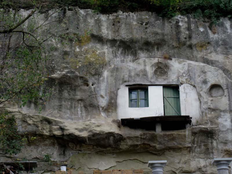 Setenil de las Bodegas 6 Удивительный городок в скале: Сетениль де лас Бодегас