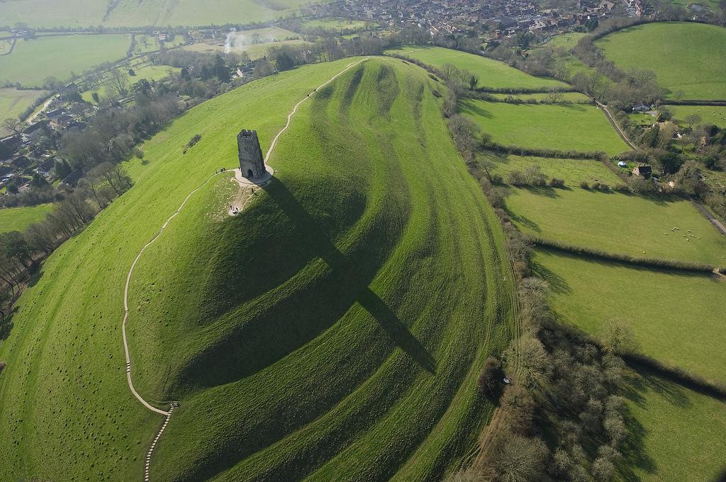 Somerset 1 Гластонберийский холм
