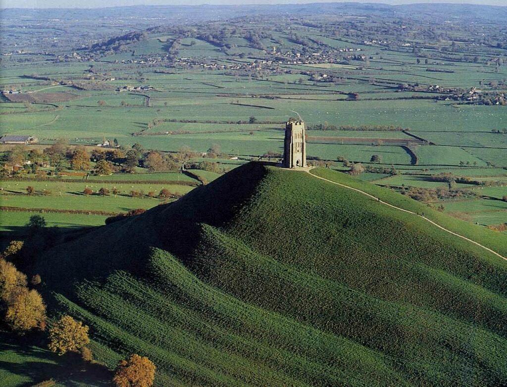Somerset 3 Гластонберийский холм