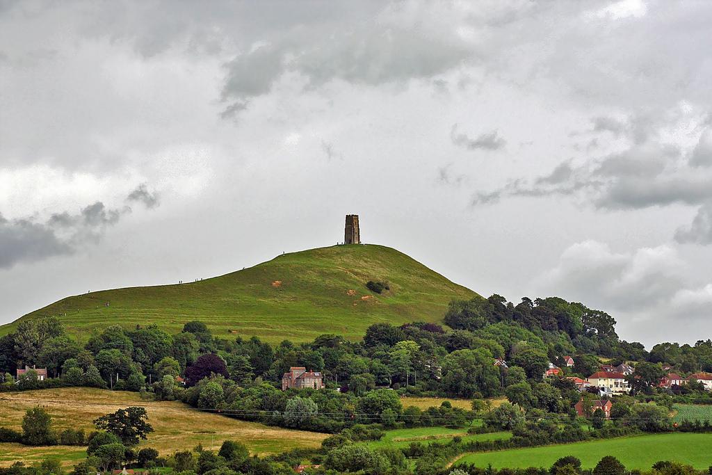 Somerset 4 Гластонберийский холм