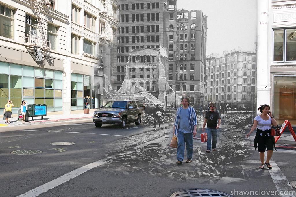 Сильнейшее землетрясение в Сан-Франциско: как это было? - Diasporanews | 682x1024