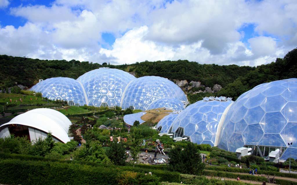 The Largest Greenhouse 3 Самая большая теплица в мире