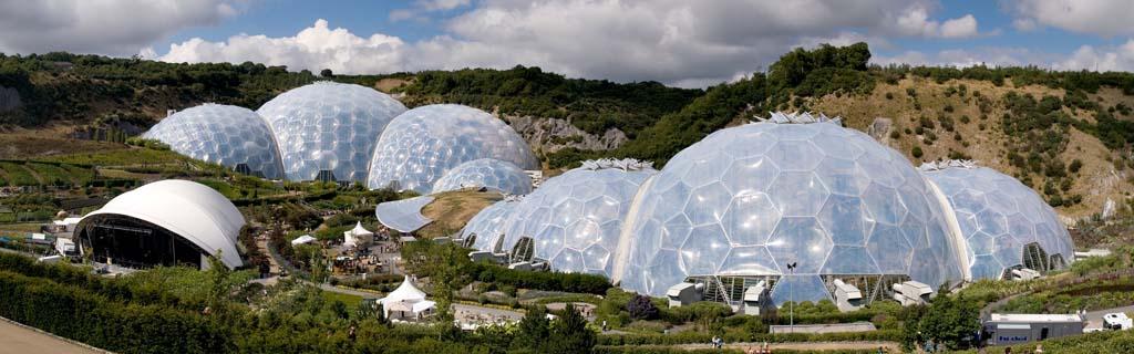 The Largest Greenhouse 5 Самая большая теплица в мире