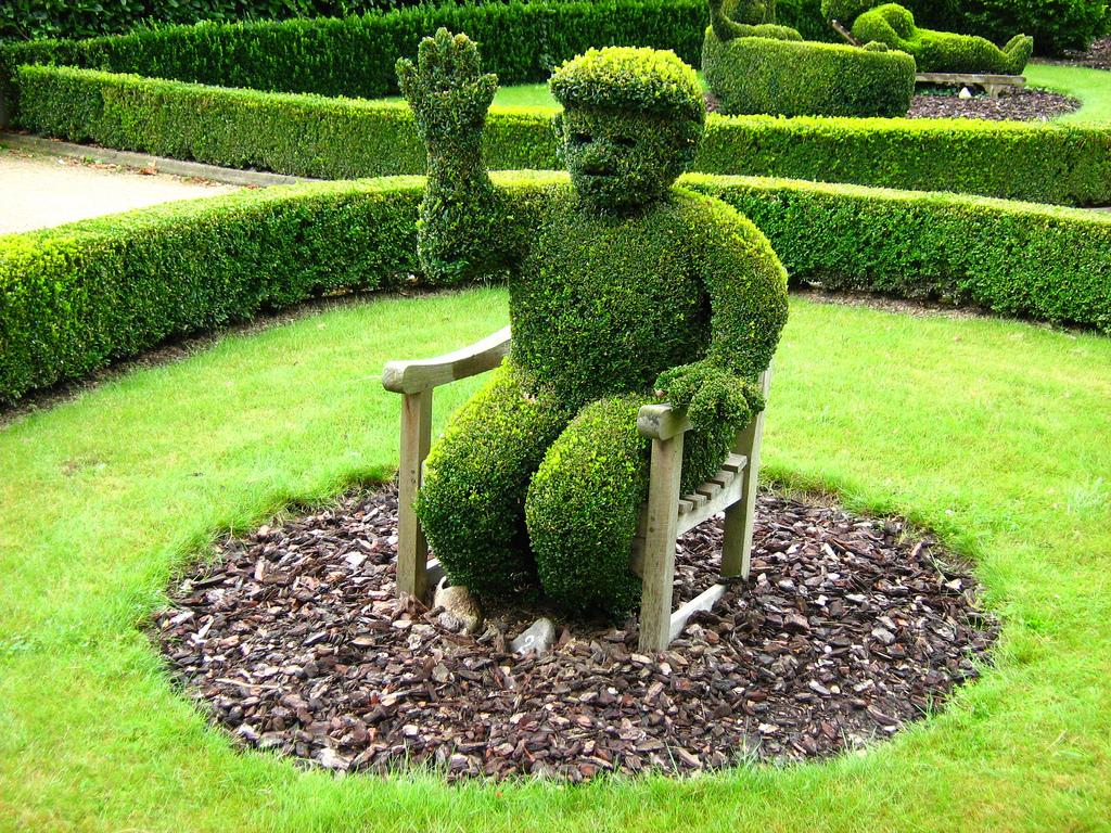 Topiary04 Топиари   зеленое искусство