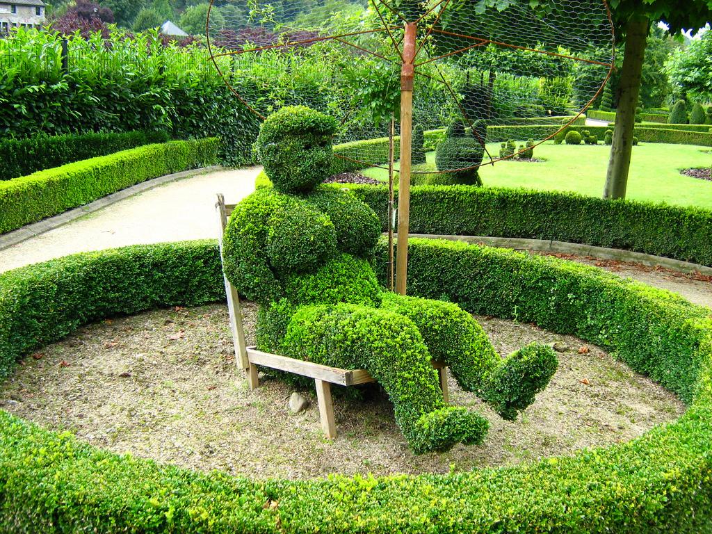 Topiary06 Топиари   зеленое искусство