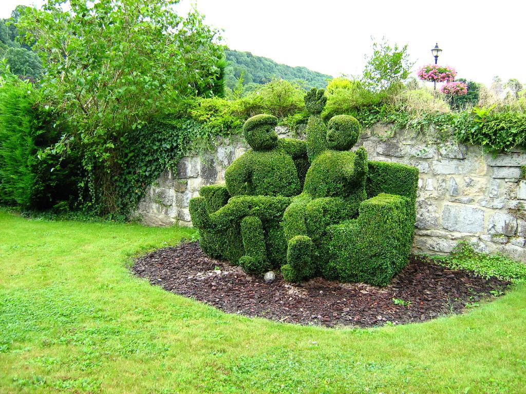 Topiary07 Топиари   зеленое искусство