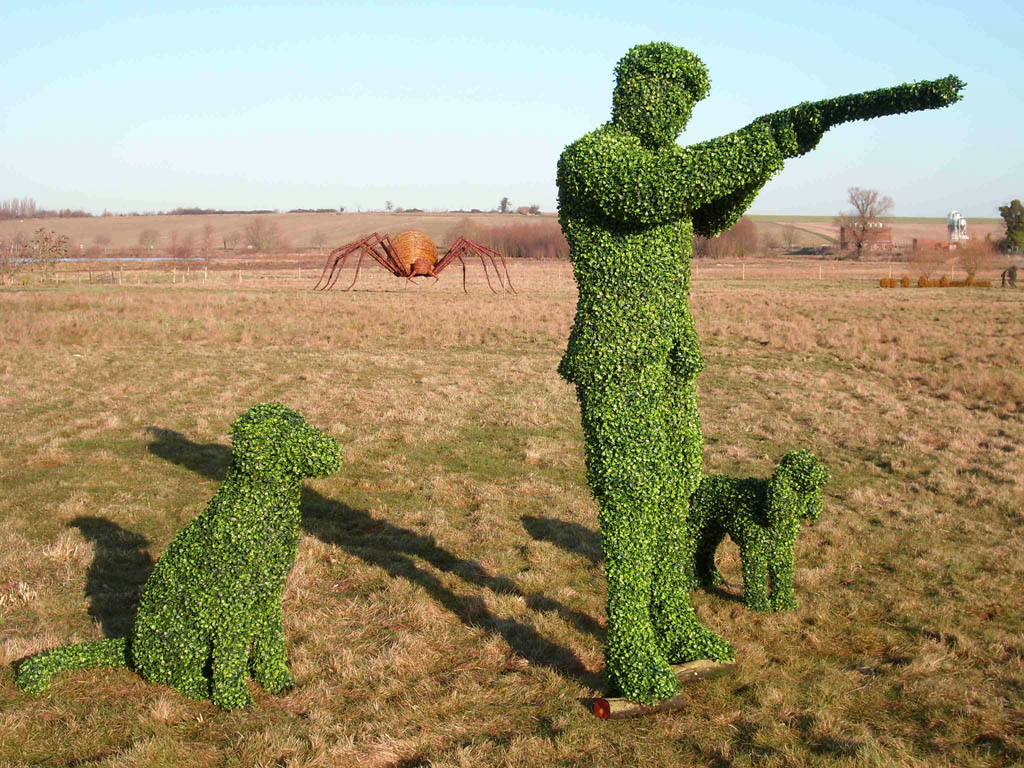 Topiary09 топиари зеленое искусство