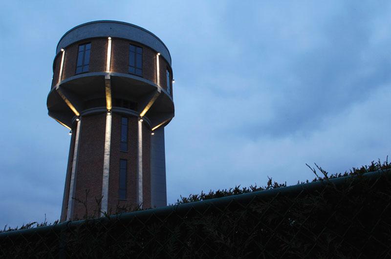 Водонапорная башня под жилой дом